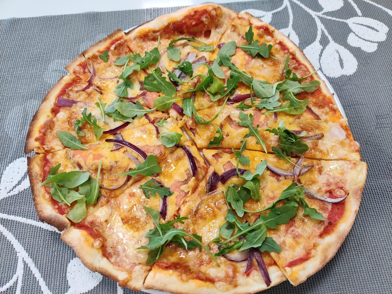 Pizzaa Kiireen Rajalta